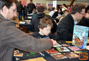 """Festival du jeu """"A toi de jouer"""" Amiens 2014"""