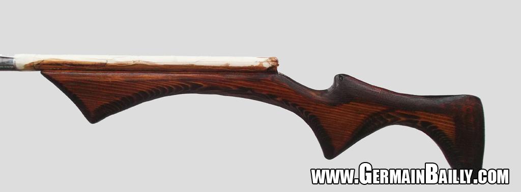 Tuto Fusil Steampunk - Déco 01