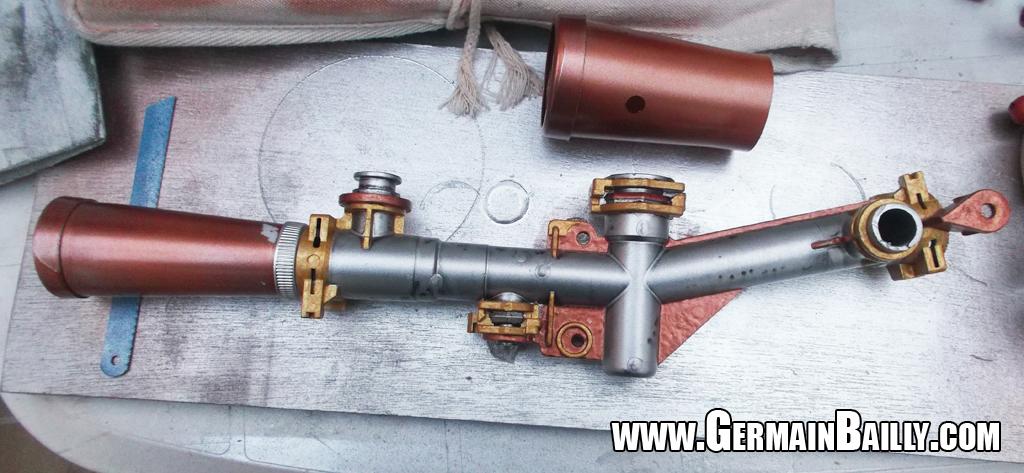 Tuto Fusil Steampunk - Viseur 02
