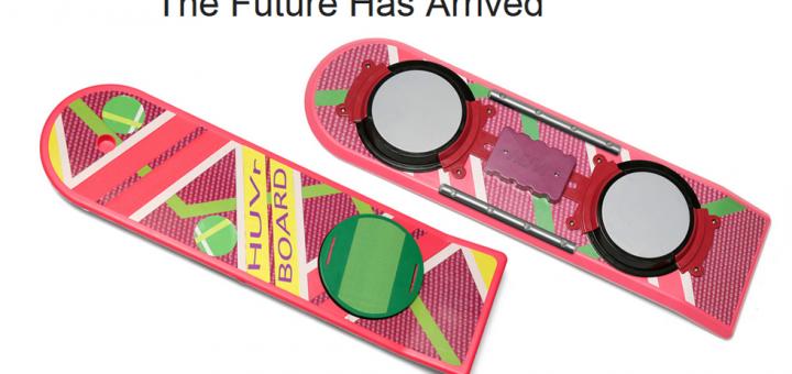 hoverboard par huvr - simplecommegeek.net