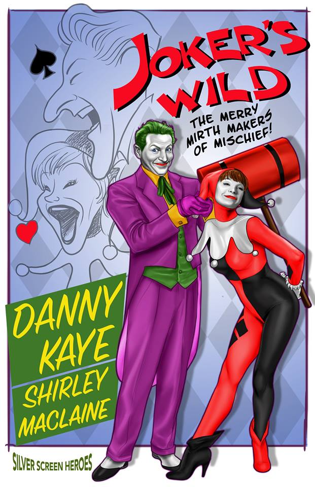 Silver Screen Heroes jokerswild