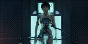 ghost in the shell - la bande annonce