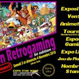 5ème salon retrogaming de Merlimont