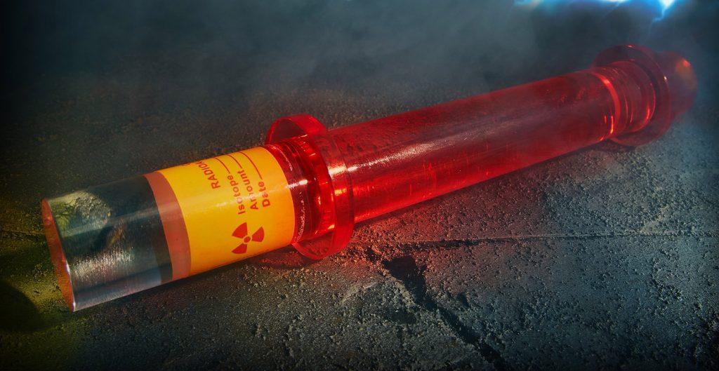 Barre de plutonium