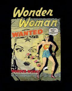 Wonder Woman Wanted