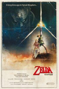 The legend of Zelda façon Star Wars